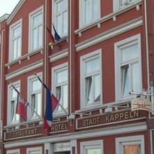 Hotel Stadt Kappeln in Zimmert