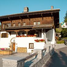 Hotel Stoffel in Davos