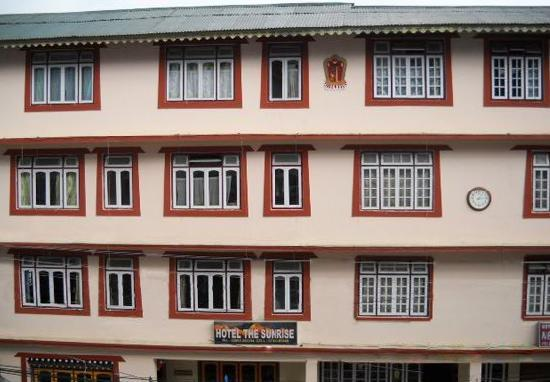 Hotel Sunrise Regency in Pemayangtse