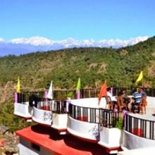 Hotel Taj Himalaya Khirsu in Kirtinagar