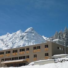 Hotel Tannenheim in Fuldera