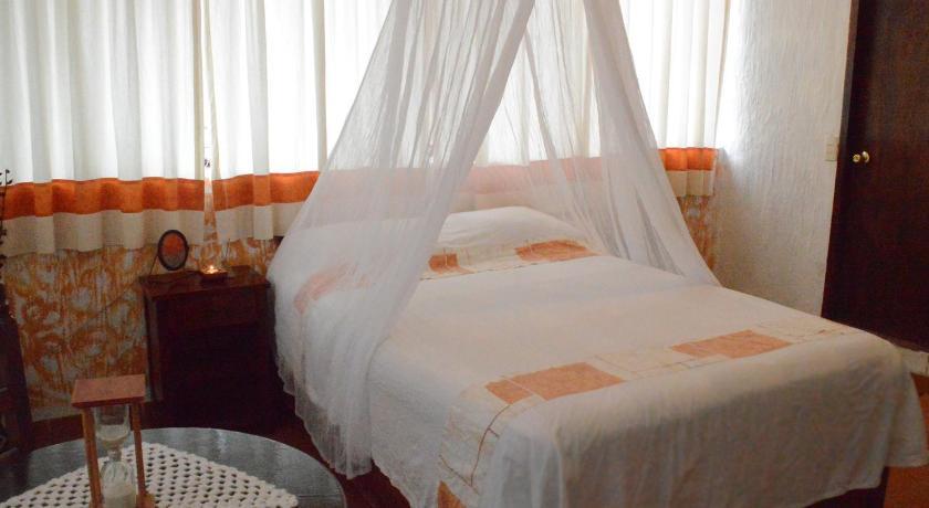 Hotel Teocalli in Yautepec
