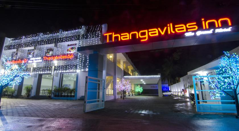 Hotel Thangavilas Inn in Papanasam