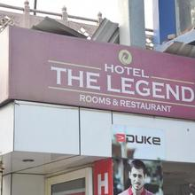 Hotel The Legend in Sabathu
