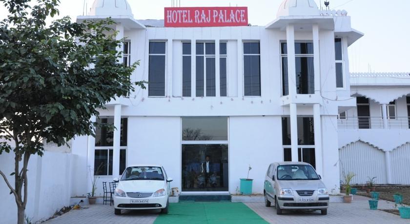 Hotel The Raj Palace in Bharatpur