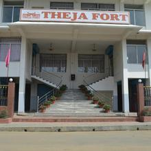 Hotel Theja Fort in Dimpaur