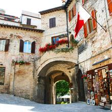 Hotel Trattoria Pallotta in Assisi