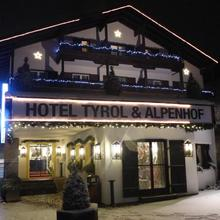 Hotel Tyrol-alpenhof in Innsbruck