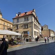 Hotel U 3 Pstrosu in Prague