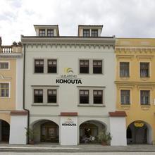 Hotel U Zlatého kohouta in Kojetin