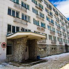 Hotel Uktus in Yekaterinburg