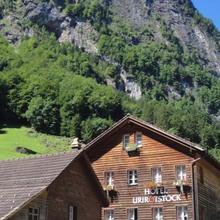 Hotel Urirotstock in Erstfeld
