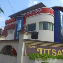 Hotel Utsav in Pitambarpur