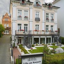 Hotel Villa Am Kurpark in Frankfurt