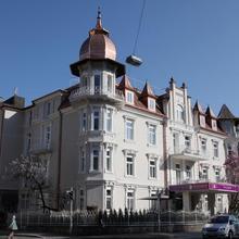 Hotel Villa Carlton in Salzburg