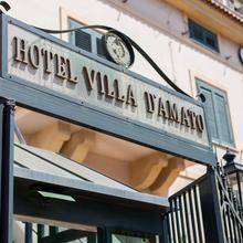 Hotel Villa D'amato in Palermo