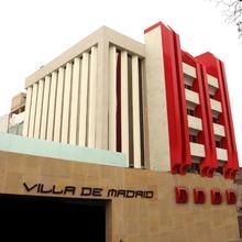 Hotel Villa De Madrid in Mexico City