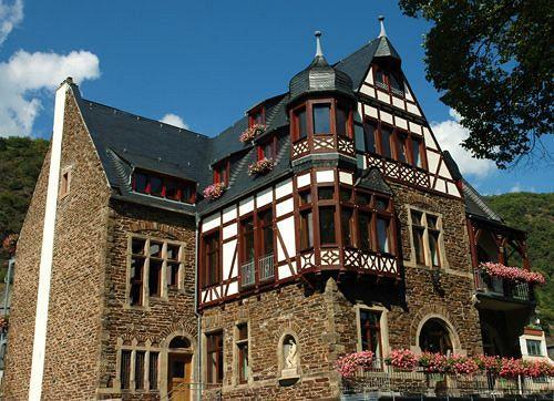 Hotel Villa Vinum Cochem in Nehren
