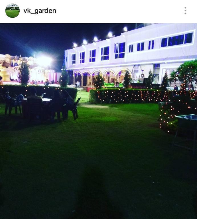Hotel vk garden in Motihari