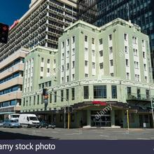 Hotel Waterloo & Backpackers in Wellington