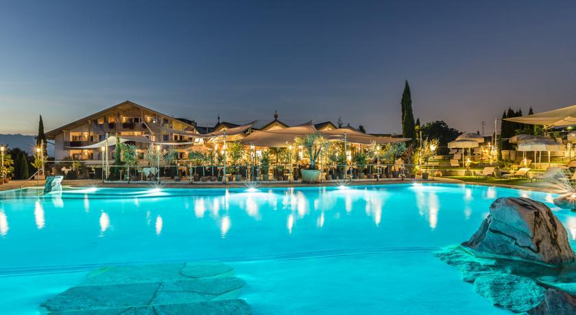 Hotel Weinegg in Monticolo