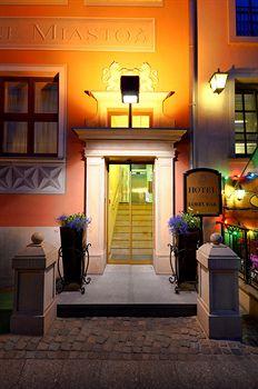 Hotel Wolne Miasto in Legowo