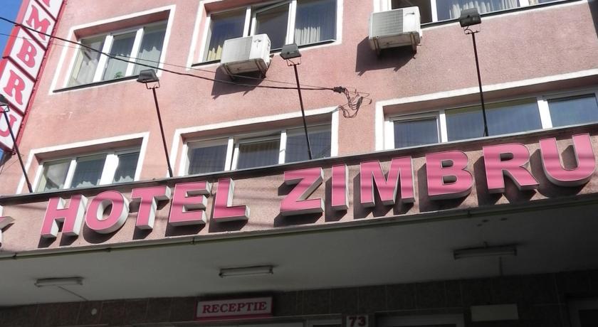 Hotel Zimbru in Cluj-napoca / Kolozsvar