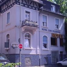 Hotel zum Feldberg in Wehrheim