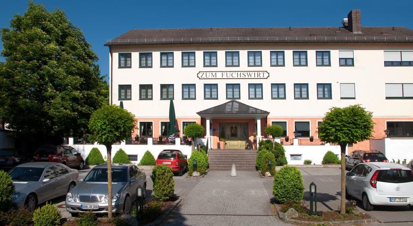Hotel Zum Fuchswirt in Scheyern