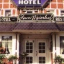 Hotel Zum Meierhof in Eversen