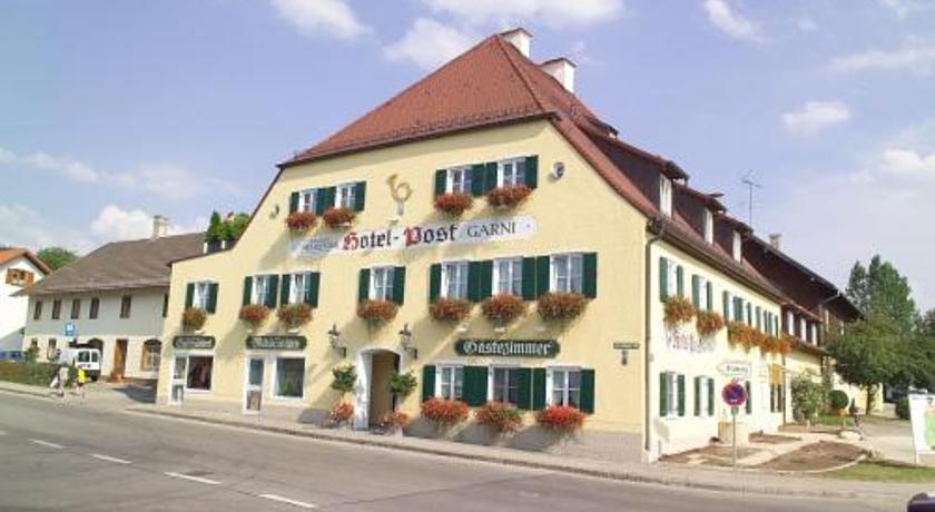Hotel zur Post garni in Raisting