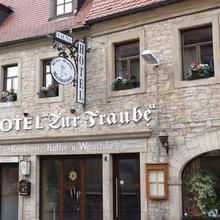 Hotel Zur Traube in Karsdorf