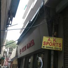 Akash Motel in Dera Bassi