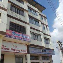 The Marwar Regency Hotel in Hanwant