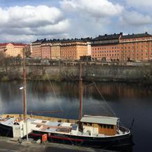 Hotell M/s Monika in Stockholm