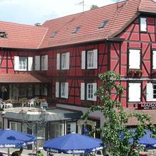 Hôtel A La Maison Rouge in Osthouse