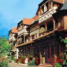 Hôtel au Heimbach in Windstein