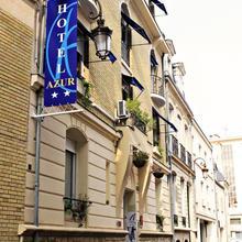Hôtel Azur in Chamery