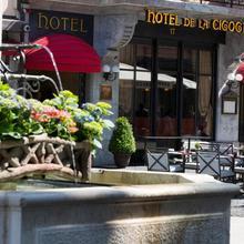 Hôtel De La Cigogne in Geneve