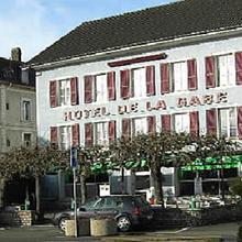 Hôtel de la Gare in Oberlarg