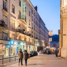 Hôtel Des Artistes in Lyon
