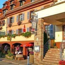 Hôtel des Vosges in Weinbourg
