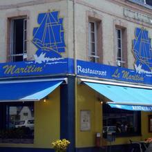 Hôtel Le Maritim' in Hautebut