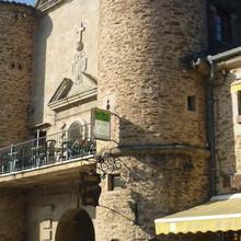 Hôtel Le Prieuré in Marcenod