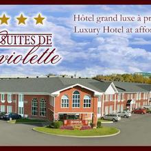 Hôtel Les Suites De Laviolette in Trois-rivieres