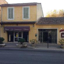 Hôtel Restaurant Le Commerce in Aubagne