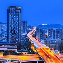 Hyatt Regency Wuhan Optics Valley in Wuhan