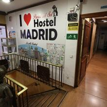 I Love Madrid Hostel in Madrid