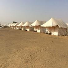 Amush Desert Camp in Jaisalmer