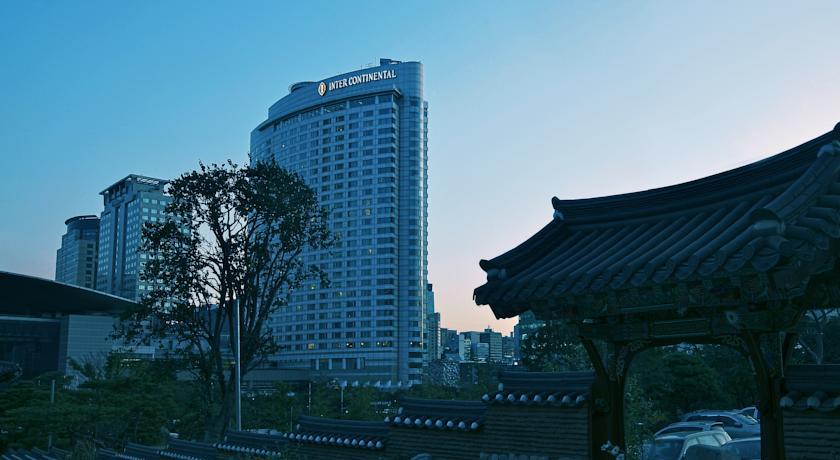 Intercontinental Coex Hotel in Seoul